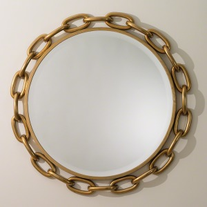 Linked Mirror-Gold