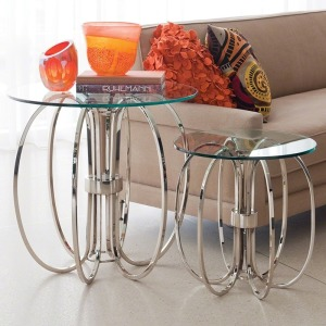 Oval Ring Table-Lg
