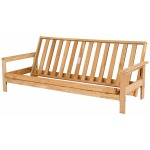 Albany Natural Futon Frame - Full
