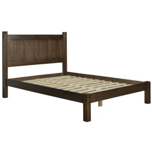 Shaker Queen Panel Platform Bed - Expresso