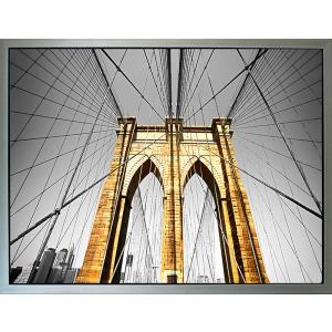 Brooklyn Bridge Strong (framed) 32×42 Giclee