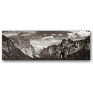 Canyon Expanse 22×72 Giclee
