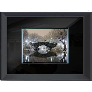 Bridge 24×32 HiDef Art Glass on Glass