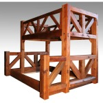 Windy Stables Ranch Bunk Bed