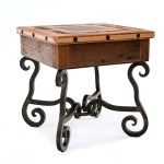 DURANGO – SIDE TABLE - Number 700