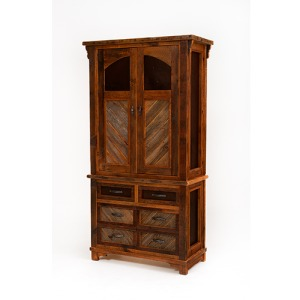 WESTERN TRADITIONS – DOVE CREEK ARMOIRE