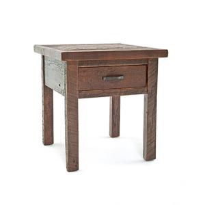 OAK HAVEN – 1 DRAWER SIDE TABLE