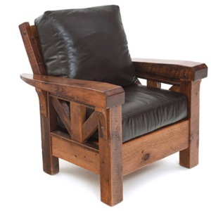 WINDY STABLES – LOUNGE CHAIR - 9871 (Morris Style)