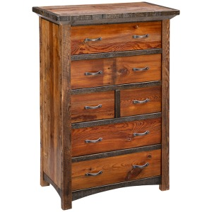 Mossy Oak Natchez Trace 6 Drawer Chest