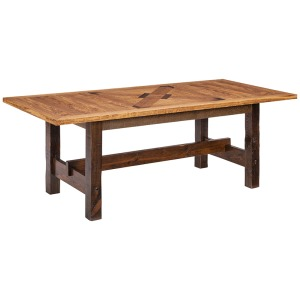 Chateau 7' Dining Table