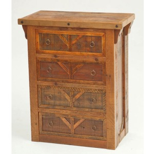 WINDY STABLE – 4 DRAWER DRESSER