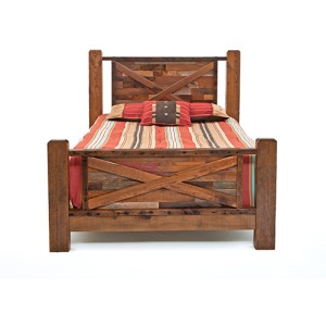 Back to the Barn Classic California King Bed (complete)