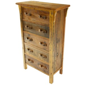 Stony Brooke 5 Drawer Upright Chest