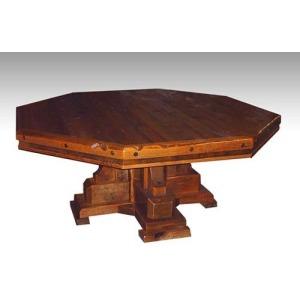 BUFFALO BILL – OCTAGON TABLE