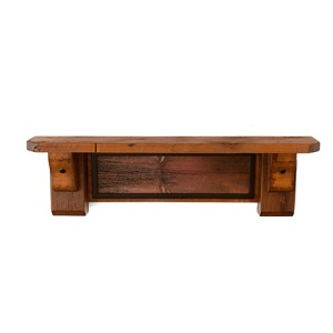 WESTERN TRADITIONS – PANEL SHELF