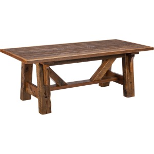Mossy Oak Royal Mission 7' Dining Table