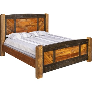 Mossy Oak King Bed