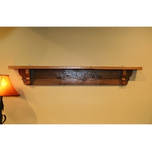 WESTERN TRADITIONS – SALOON SHELF 3'L TO 6'L