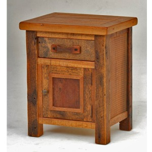 Stony Brooke Nightstand w/ 1 Door & 1 Drawer