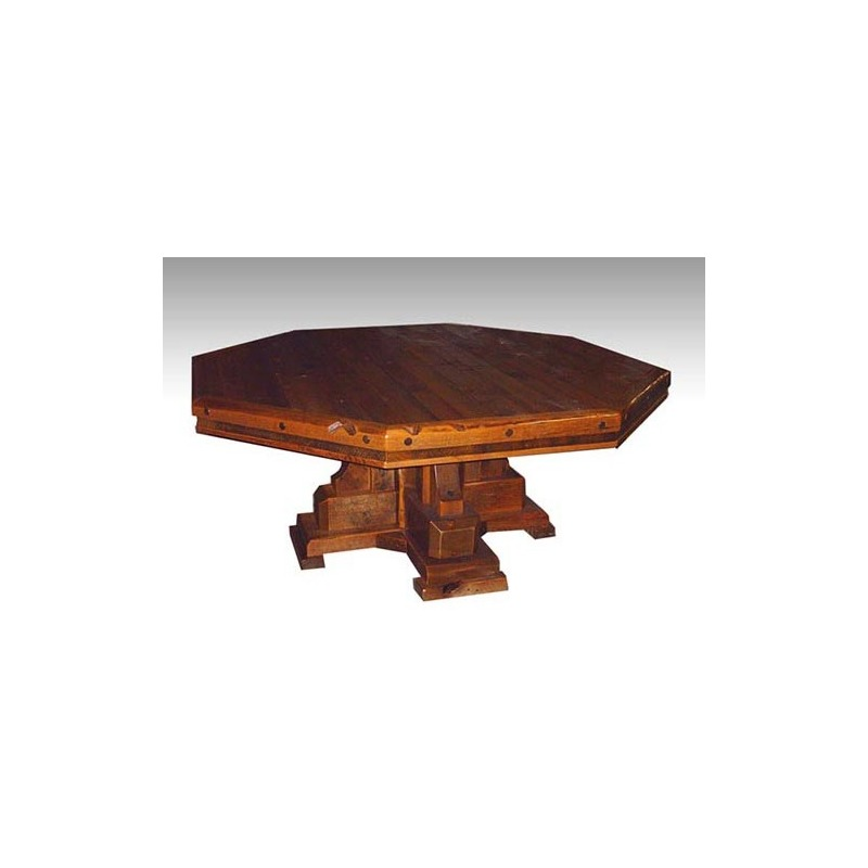 BUFFALO BILL – OCTAGON TABLE