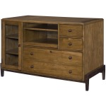 Home Office Credenza Desk