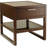 Newbury Rectangular Drawer End Table