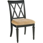 Camden Dark Splat Back Desk Chair