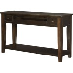 Home Entertainment Sofa Table / Entertainment Console - Kd