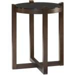 Newbury Round Accent Table