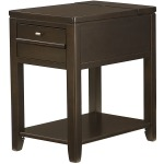 Chairsides Chairside Table (espresso)