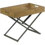 Hidden Treasures Adjustable Tray Table