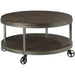 Baja II Round Coffee Table