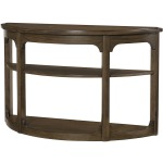Table Groups Facet Sofa Table - Kd
