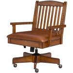 Siena Flip-top Console Table Desk Chair