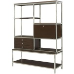 Home Office / Entertainment Xpress Storage Wall Unit- Top