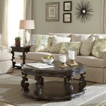Manchester Court Round Accent Table - Kd