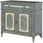 Hidden Treasures Accent Cabinet