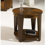Oasis Oval End Table