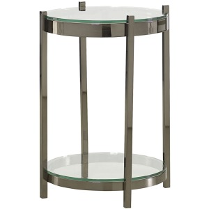 Bruno Round End Table