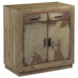 Vellum Two Door Cabinet