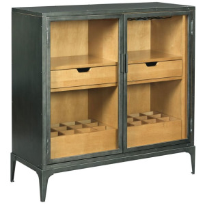 Metal Hall Cabinet