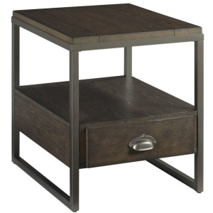 Baja II Rectangular Drawer End Table