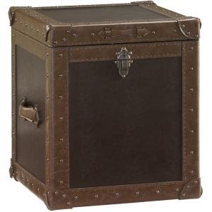 Hidden Treasures Trunk Cube