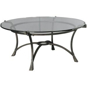 Sutton Round Cocktail Table