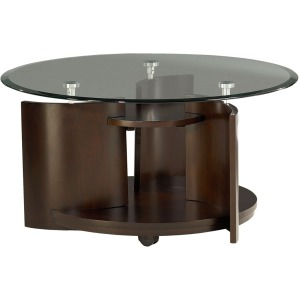 Table Groups Apex Round Cocktail Table