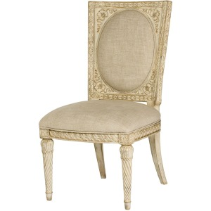Jessica Mcclintock Home Cane Back Accent Chair