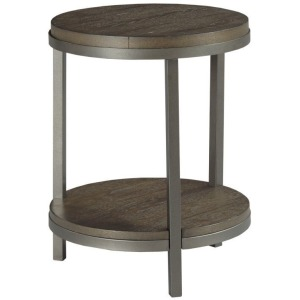 Baja II Round End Table