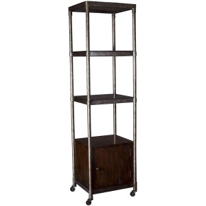Home Entertainment Etagere