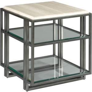 Tessa Rectangular End Table