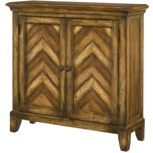 Hidden Treasures Chevron Chest